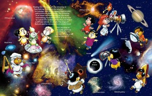 CHILDREN'S GUIDE THROUGH THE MILKY WAY