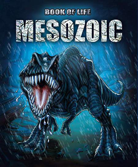 BOOK OF LIFE - MESOZOIC