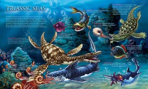 TRIASSIC SEAS